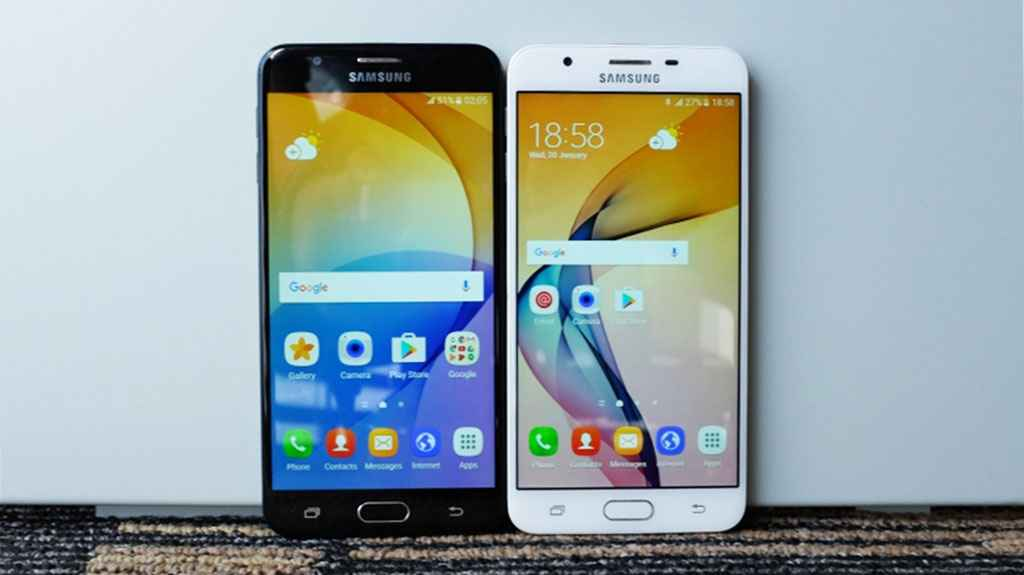 Samsung launches J5 Prime and J7 Prime smartphones in India