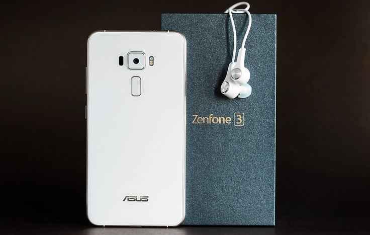 ASUS ZenFone 3 Smartphones