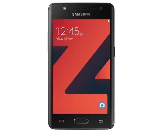 Samsung Z4 Smartpone