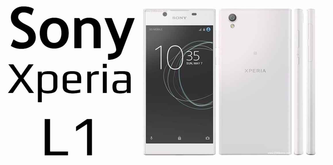Sony Xperia L1 Smartphone Is Now Available In The Us Price