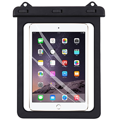Universal Waterproof Case for iPad, AICase Dry Bag for iPad Pro 10.5, ...