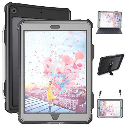 IPad 10.2 Cover - 7th Generation Waterproof Case for iPad ...