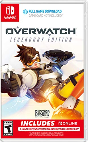 Overwatch Legendary Edition - Nintendo Switch digital download