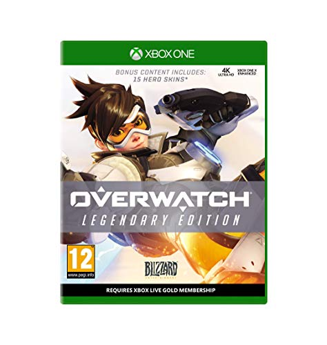 Legendary Overwatch Edition (Xbox One)