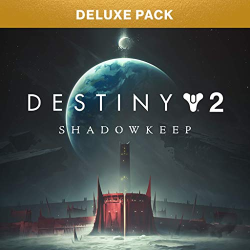 Destiny 2: Shadowkeep Deluxe - PS4 [Digital Code]