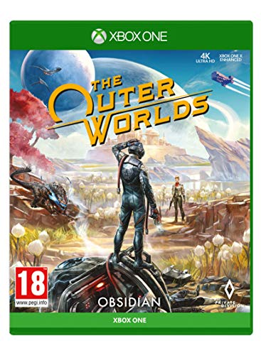 The Outer Worlds Xbox One game