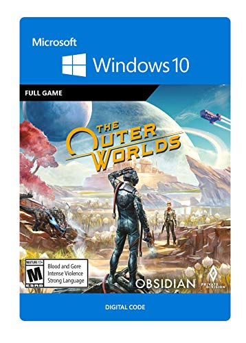 The Outer Worlds Standard - [Windows 10 Digital Code]