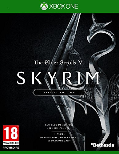 The Elder Scrolls V: Skyrim Special Edition - Xbox One (imported version)