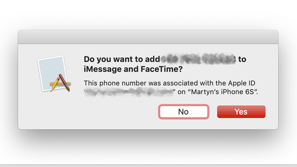How to activate iMessage on your iPhone: Enter the number