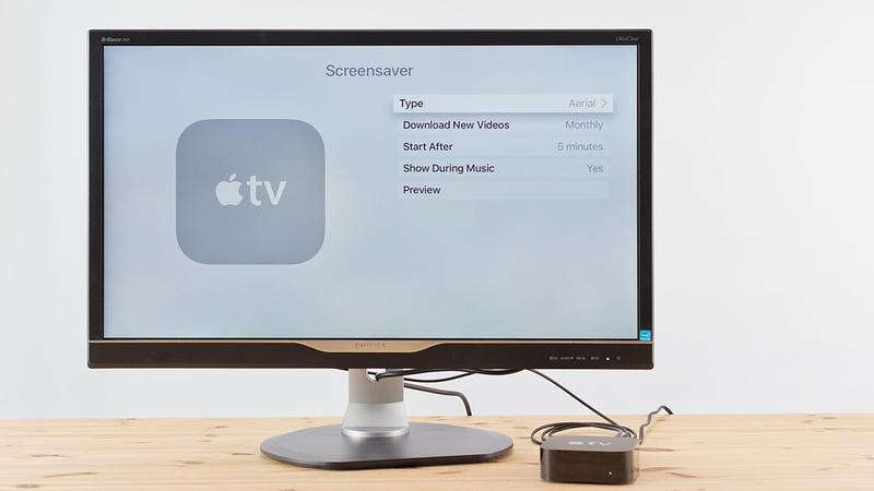 Enable Location Services, Siri, Screensavers and more on Apple TV