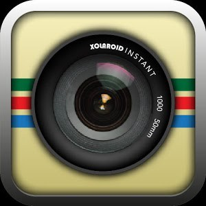 Android Camera Apps - Retro Camera