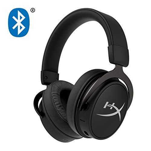 HyperX Cloud Mix + Bluetooth wired gaming headset - Game and Go - Detachable microphone - HyperX Comfort subscription - Lightweight - Cross platform compatible - Black