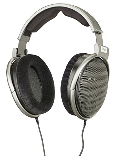 Sennheiser HD 650 - Professional headset with rear opening