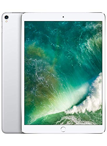 Apple iPad Pro (10.5-inch, Wi-Fi + Cell Phone, 64 GB) - Silver (Previous model)