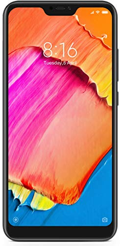 Redmi 6 Pro (black, 3 GB of RAM, 32 GB of storage)