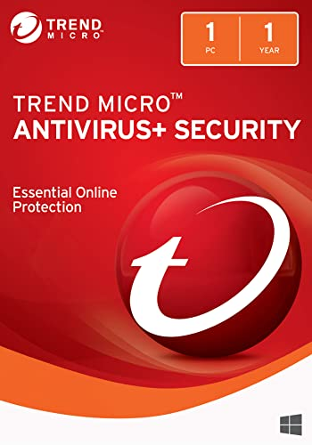 Trend Micro AntiVirus + for 2020 (1 device) [Download]