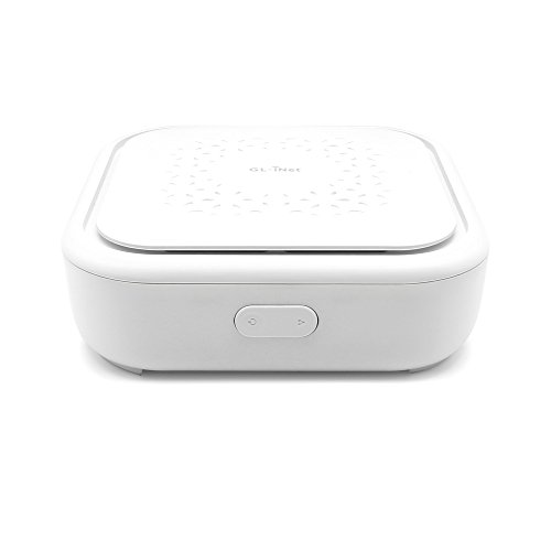 GL.iNet GL-B1300 home Gigabit AC router, 400Mbps (2.4G) + 867Mbps (5G) high speed, DDR3L 256MB RAM / 32MB ROM Flash, Pre-installed OpenWrt, Wi-Fi mesh network