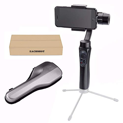 Zhiyun Smooth-Q Portable 3-axis gimbal stabilizer for smartphone like iPhone X 8 7 Plus 6 Plus Samsung Galaxy S8 + S8 ...