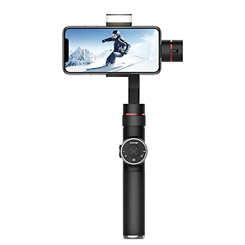 ZOMEI V5 3-Axis Handheld Camera Smartphone Gimbal Stabilizer for iPhone Xs XR X 8 7Plus Samsung S9 S8 Xiaomi GoPro ...