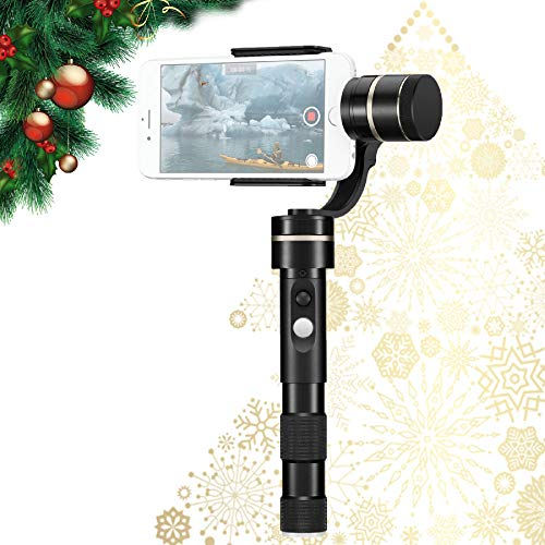 Feiyu Tech G4 Pro 3-axis handheld gimbal for iPhone, Android and other smartphones