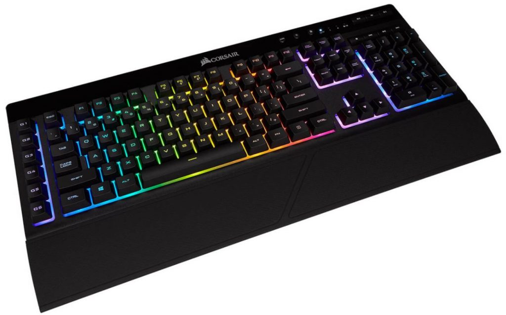 The Corsair K57 RGB Wireless Review