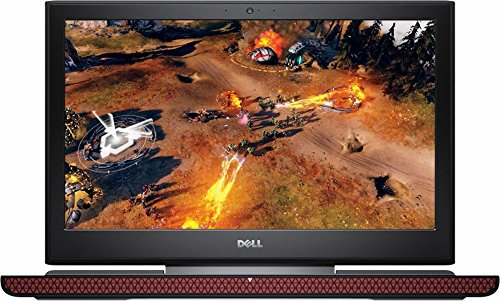 Dell Inspiron 15 7000 Series Gaming Edition 7567 15.6 inch full screen laptop - Intel Core i5-7300HQ, 1 TB hybrid ...