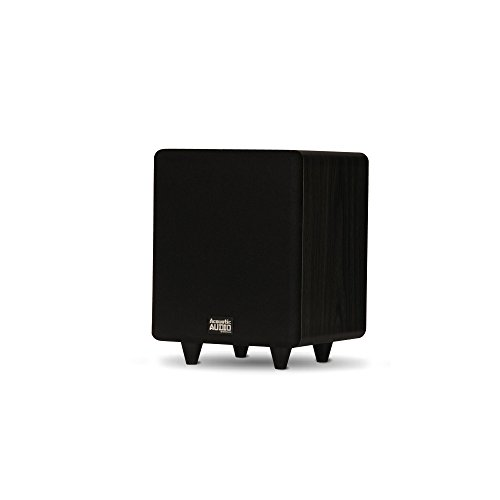 """Acoustic Audio PSW250-6 Home Theater with 6.5 """"LFE Subwoofer"""