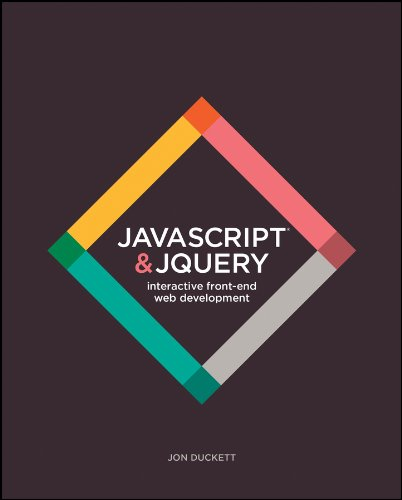 JavaScript and JQuery: interactive web development front-end