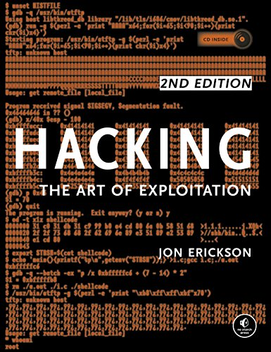 Hacking: The Art of Exploration, 2nd Edition