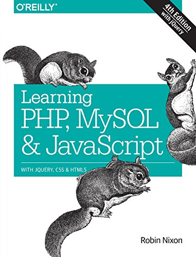 Learn PHP, MySQL and JavaScript: With jQuery, CSS and HTML5 (Learn PHP, Mysql, Javascript, Css and Html5)