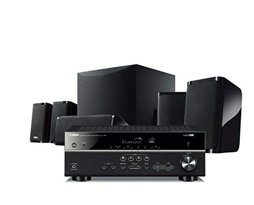 Yamaha Yht-4950U 4K Ultra HD 5.1 Channel Home Theater System with Bluetooth