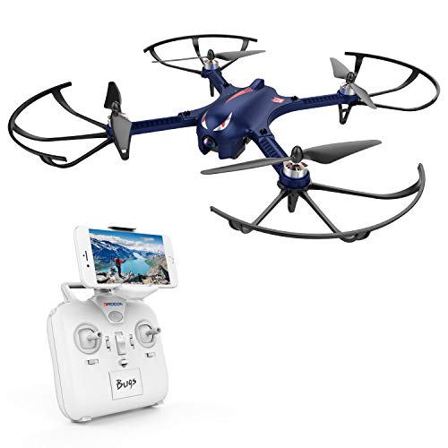 DROCON Bugs 3 Powerful Brushless Motor Quadcopter Flying High Speed ​​Gopro Drone ...