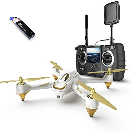 Hubsan H501S X4 5.8G Brushless FPV with HD 1080p GPS RC camera ...