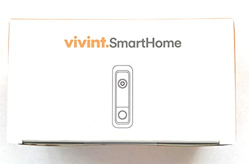 VIVINT Smart Doorbell Video Camera Pro - Now you can see, hear and talk to people at your door, even ...