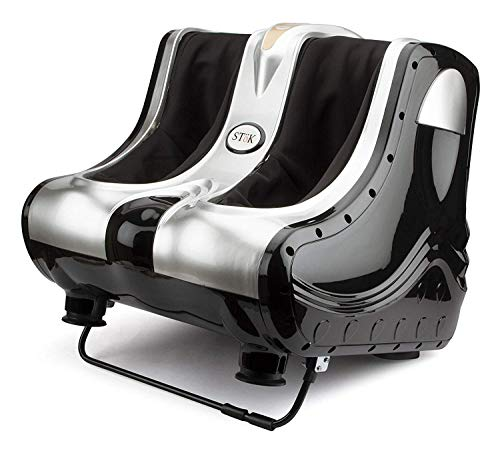 Stok Calf Leg and Foot Massager Machine with kneading, rolling, vibrating and ...