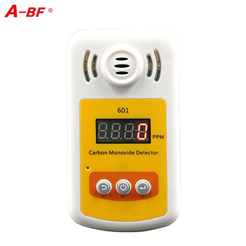 Generic New Mini Portable Carbon Monoxide Detector CO Meter Gas Meter with Alarm Sound and Light