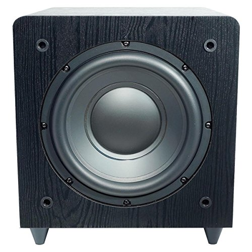 Sunfire Dynamic SDS-10 subwoofer system - 250 W RMS (black gray)