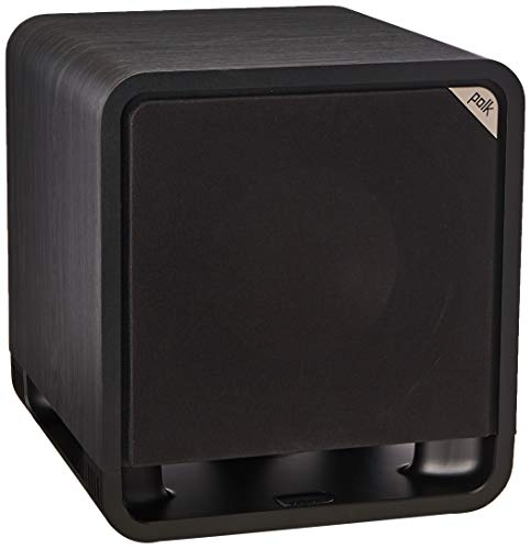 """Polk Audio HTS 10 Subwoofer with Power Port Technology 