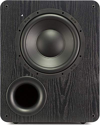 SVS PB-1000 subwoofer (black gray) - 10 inch driver, 300 Watts RMS, ported case