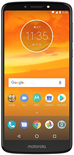 Moto E5 Plus (Black, 3 GB RAM, 32 GB storage)