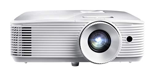 Optoma HD27HDR 1080p 4K HDR Ready home cinema projector for games and movies, support 120Hz and HDMI 2.0