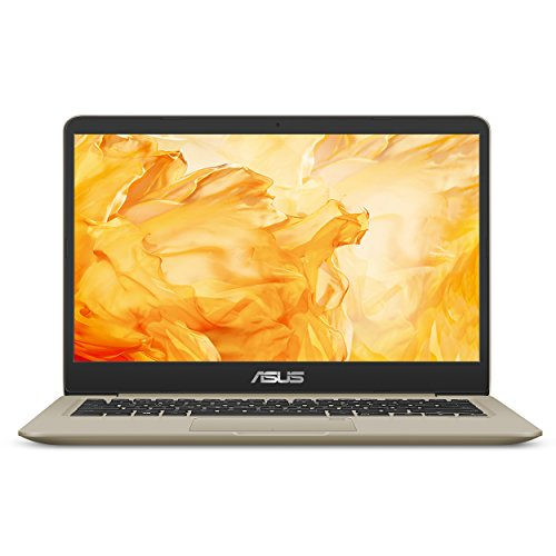 Thin and light ASUS VivoBook S laptop, 14