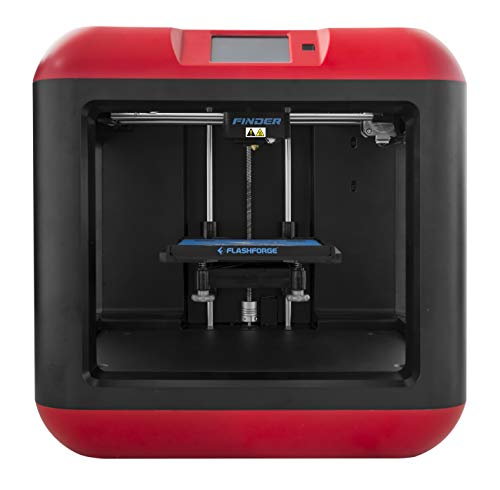 FlashForge Finder 3D printers with Cloud connectivity, Wi-Fi, USB cable and Flash drive