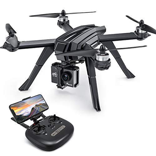 Potensic D85 FPV GPS drone with 2K HD camera live video, ...