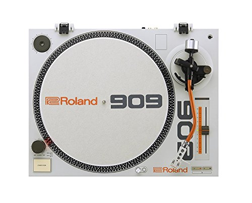 Roland TT-99 3-speed 909 special edition turntable