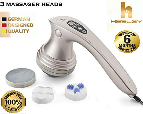 Hesley Electric Full Body Massager for Pain Relief in Back, Legs and ...