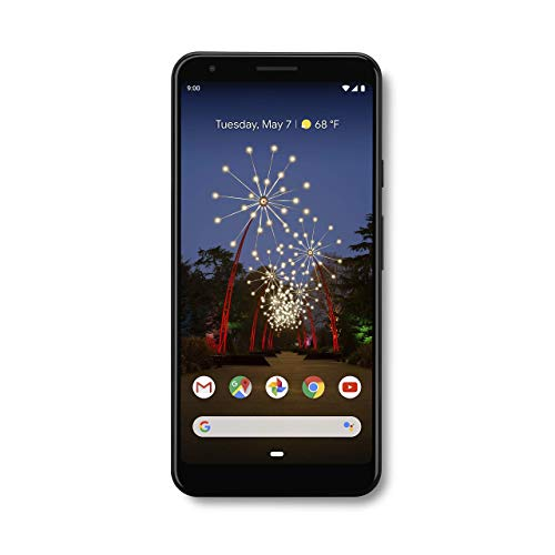 Google - Pixel 3a XL with 64GB memory cell phone (unlocked) - black only