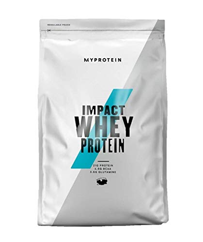 MyProtein Impact whey protein - 1 kg (Chocolate Smooth)