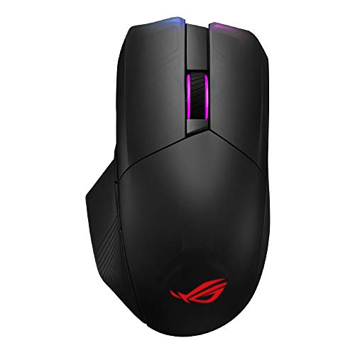 ASUS ROG Chakram Aura Sync RGB wireless mouse optical sensor for gaming 16000 DPI