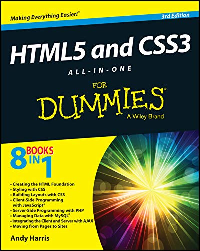 Multifunctional HTML5 and CSS3 for dummies